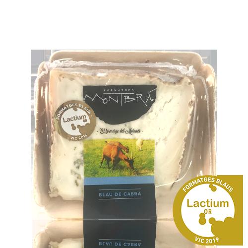 Queso de Cabra Azul (160 g) Montbrú