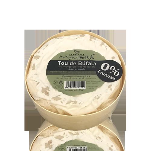 Formatge de Búfala de Pasta Tova (250 g) Montbrú