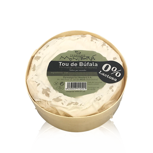Formatge de Búfala de Pasta Tova (250g) Montbrú