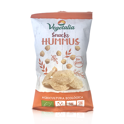 Snacks Hummus (45 g) Vegetalia