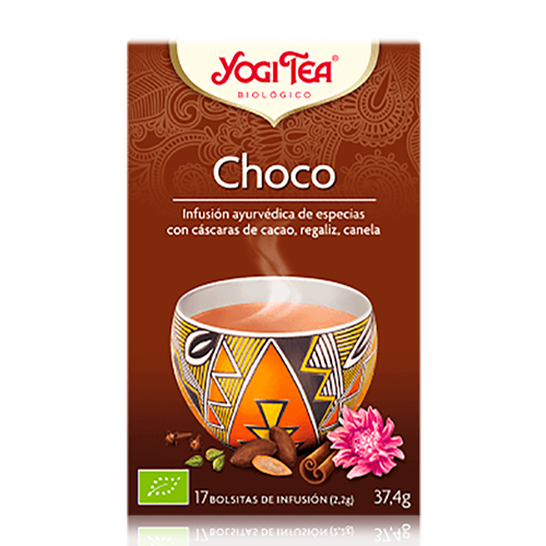 Infusión Chocolate Yogi Tea