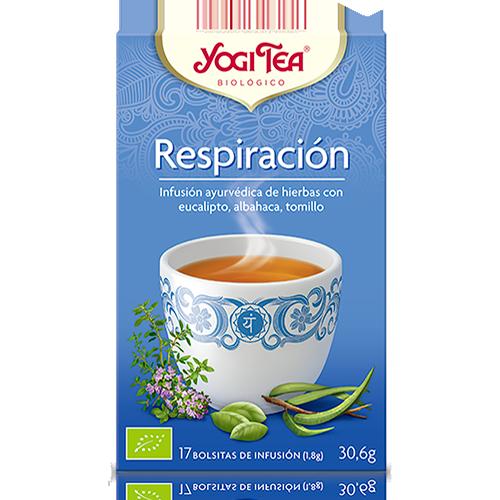 Infusió Yogi Tea Respiració