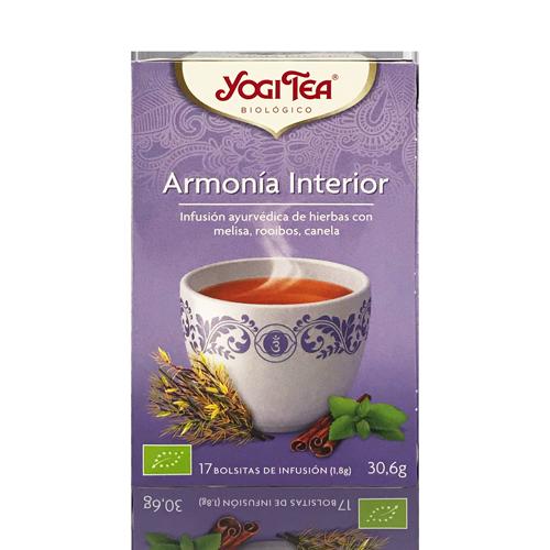 Infusió Harmonia Interior Yogi Tea