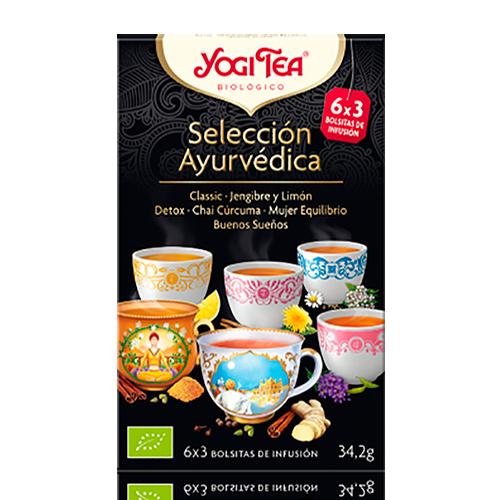 Infusió Selecció Ayurvédica Yogi Tea