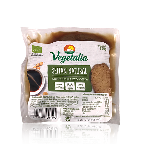 Seità Natural (250 g) Vegetalia