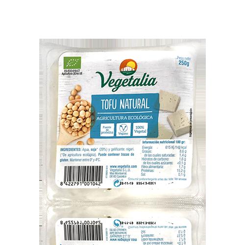 Tofu Fresc Bio (250 g) Vegetalia