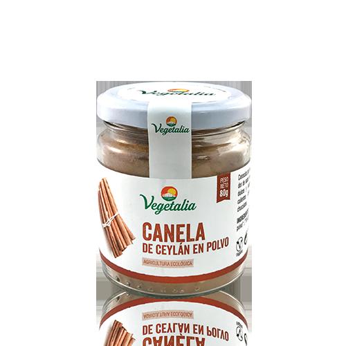 Canyella Ceylan en Pols Bio (80 g) Vegetalia
