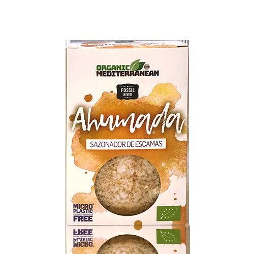 Escatas de Sal Ahumada Bio (125 g) Organic Mediterranean