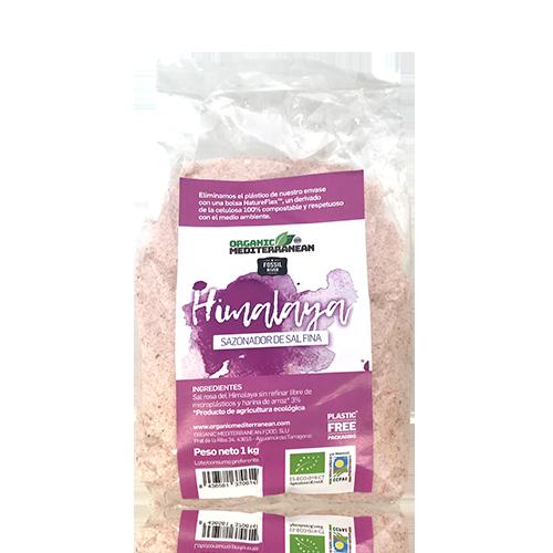Sal Himàlaia Bio (1 kg) Organic Mediterranean