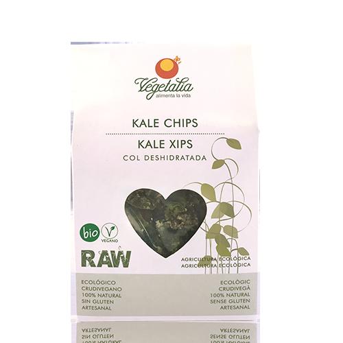 Snack de Kale Bio (45 g) Vegetalia
