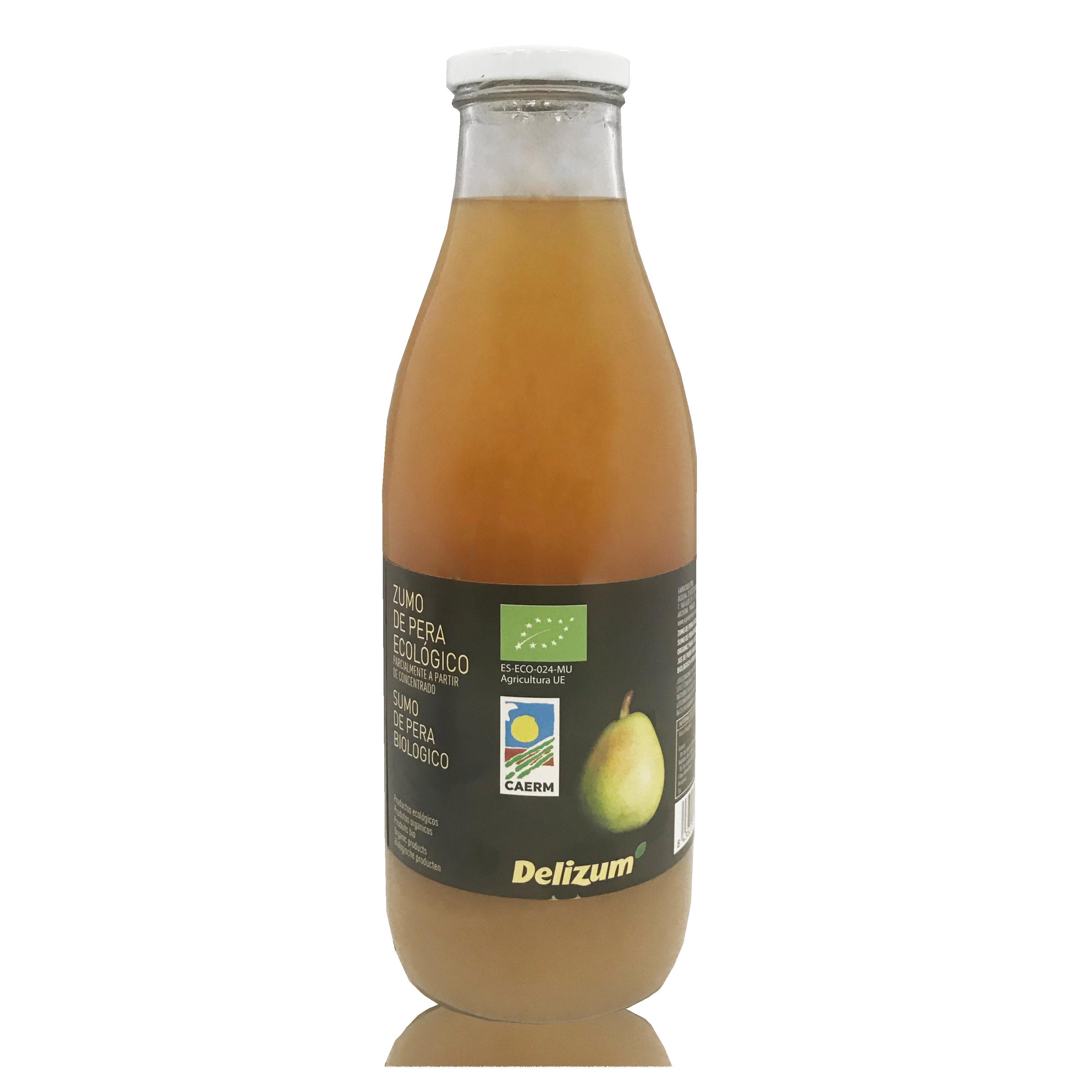 Suc de Pera (1 L) Delizum
