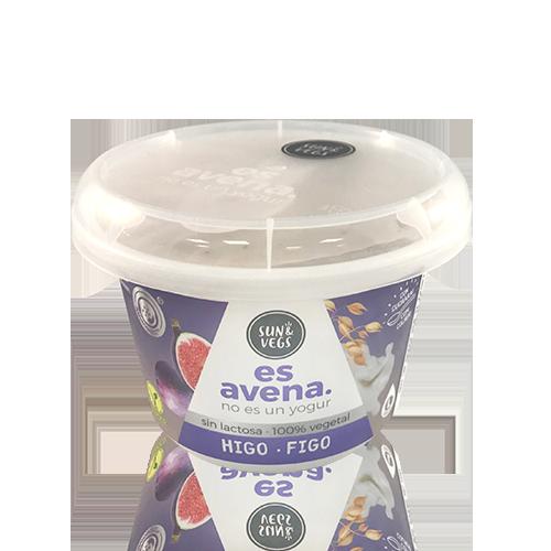 Crema de Civada Figa (180 g) Es Avena