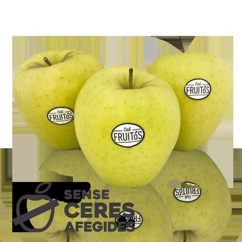 Poma Golden Promoció Cal Fruitós