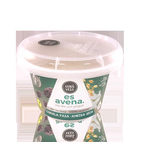 Crema de Civada Pruna (180 g) Es Avena