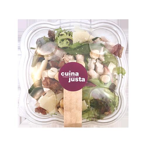 Ensalada César (150 g) Cuina Justa