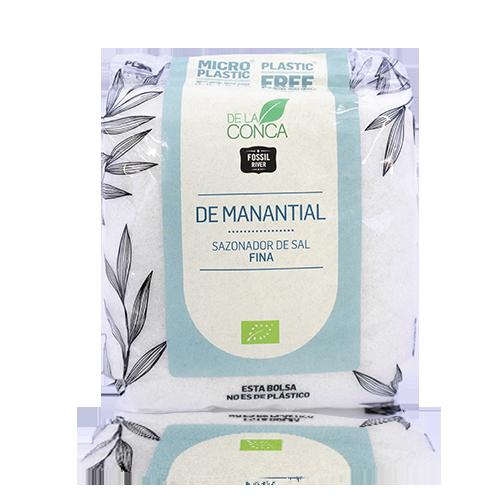 Sal Blanca Sense Micro Plàstics Bio 1kg Herbes de la Conca