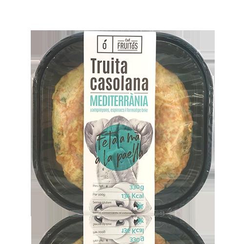 Tortilla Mediterránea (330 g) Cal Fruitós