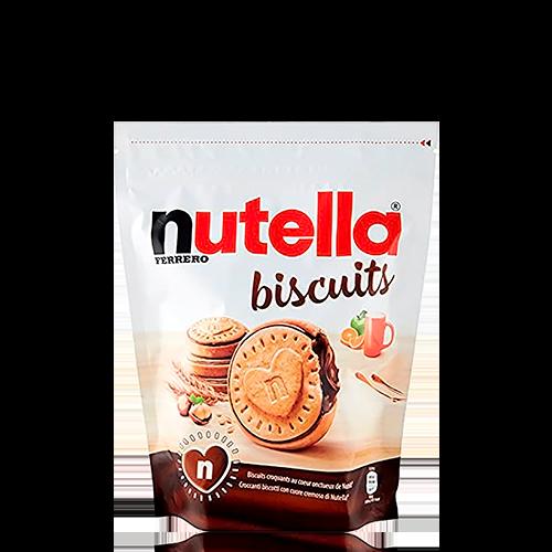 Biscuits 304g Nutella