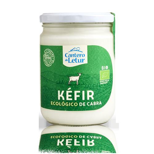 Kèfir de Cabra Bio (420 g) Cantero de Letur
