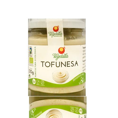 Salsa Tofunesa Bio (210 g) Vegetalia