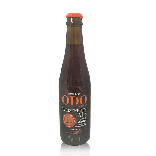 Cervesa Artesana ODO de Randulf Weizenbock Ale (33 cl)