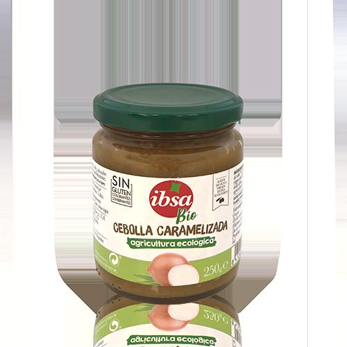 Ceba Caramel·litzada Bio (250 g) Ibsa