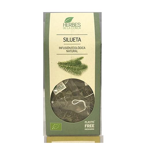 Infusió Silueta Bio (12 u) Herbes de la Conca
