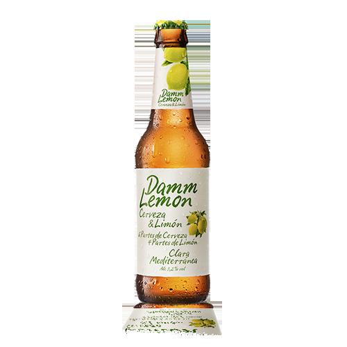 Cervesa Damm Lemon Ampolla Vidre 33c