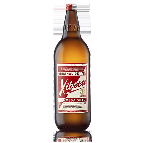 Cervesa Xibeca Ampolla Vidre 1L