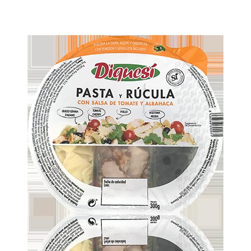 Amanida Pasta i Ruca (300 g) DiqueSi