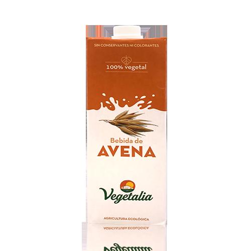 Beguda de Civada Bio (1 l) Vegetalia