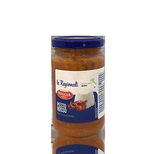 Salsa Pesto Rosso (190 g) Reggia