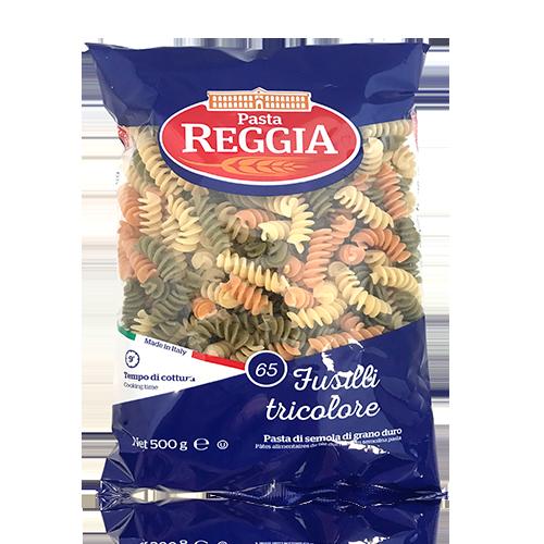 Fusilli Tricolore (500 g) Reggia