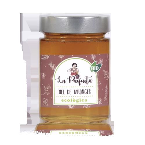 Miel Naranjo Bio (470 g) La Paquita