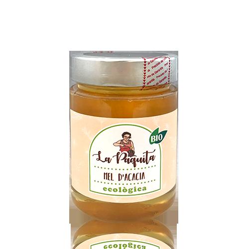 Mel Acacia Bio (470 g) La Paquita