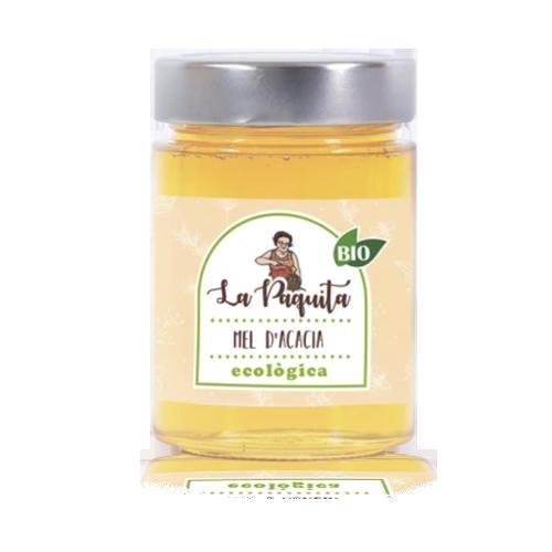 Miel Acacia Bio (470 g) La Paquita