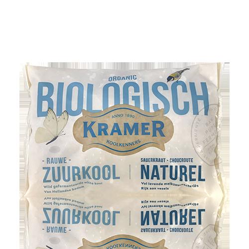Chucrut Fresco Bio (500 g) Vegetalia