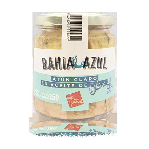 Atún con Aceite de Oliva (220 g) Bahía Azul