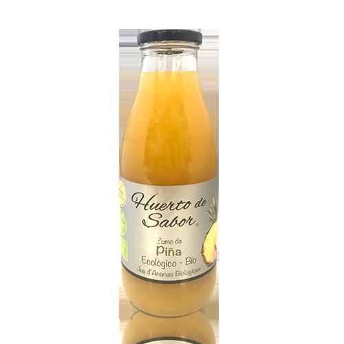 Suc de Pinya Bio (750 ml) Huerto de Sabor