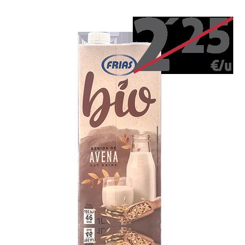 Beguda de Civada Bio (1 l) Frias
