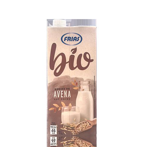 Bebida de Avena Bio (1 l) Frias