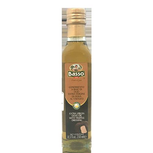 Condimento di Olio Extra al tartufo (250ml) Basso