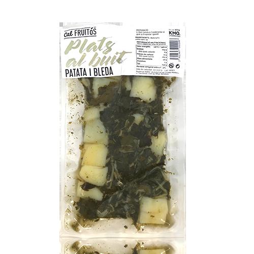 Patata i Bleda (300 g) Cal Fruitós