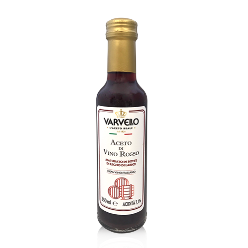 Aceto di Vino Rosso (250 ml) Varvello
