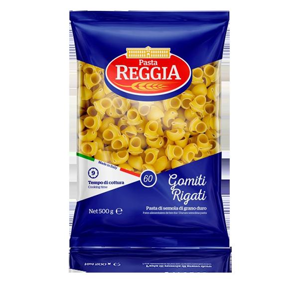Gomiti Rigati (500 g) Reggia