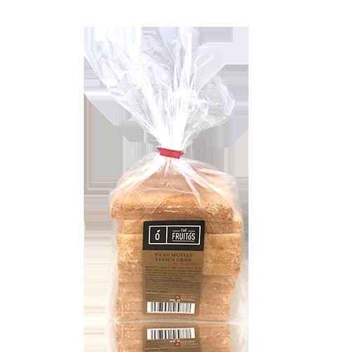 Pa de Motlle Llesca Gran (400 g) Cal Fruitós