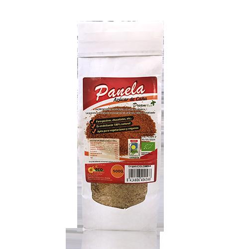 Sucre de Canya de Panela Bio (500 g) DreamFoods