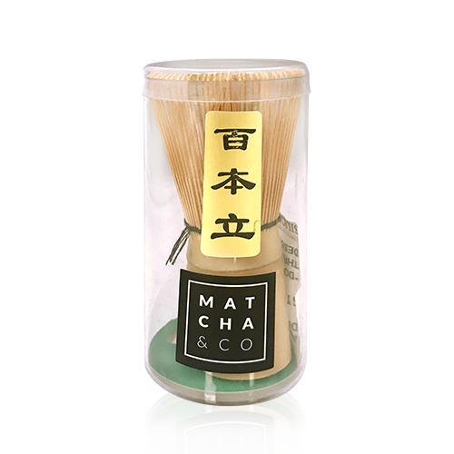 Batidor de Bambú Matcha & Co