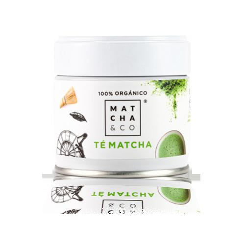 Té Matcha Bio Llauna (30 g) Matcha & Co