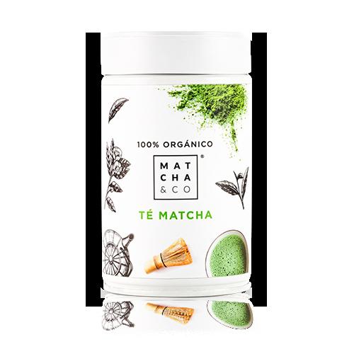 Té Matcha Bio Llauna (80 g) Matcha & Co